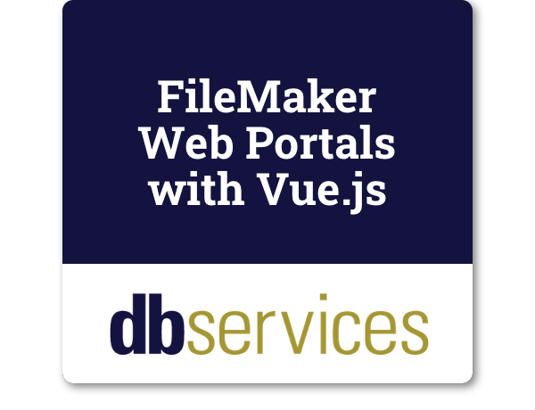 FileMaker Web Portals with Vue.js